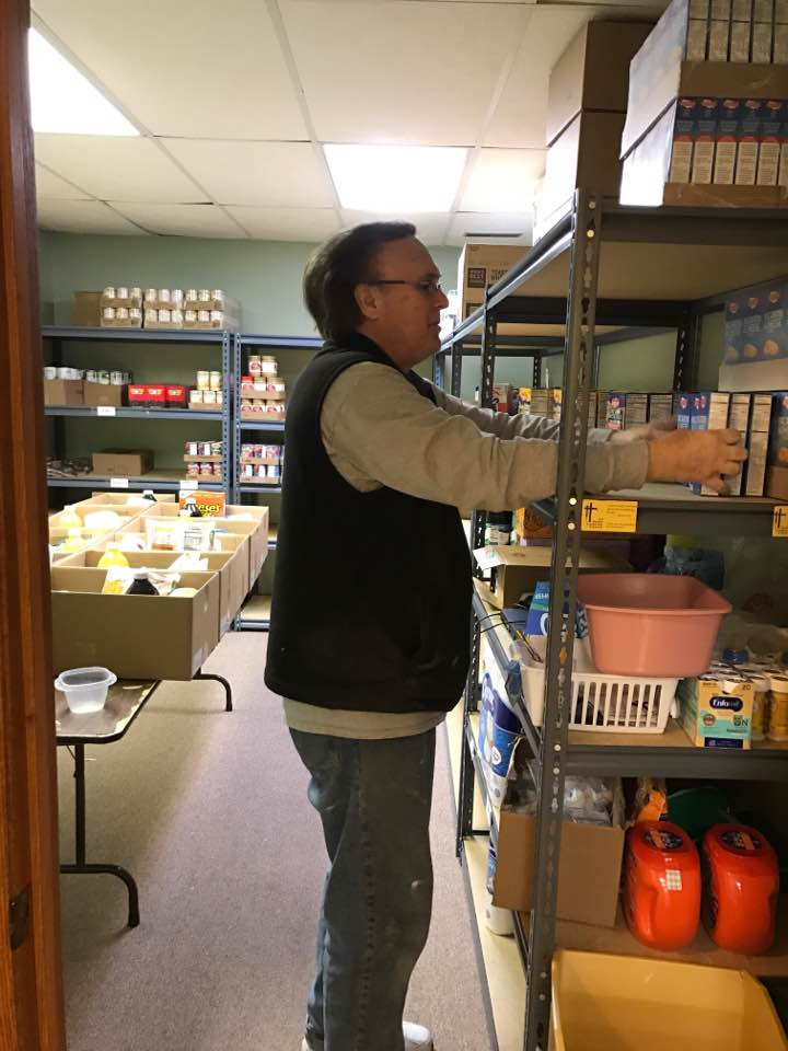 Food Pantry and Clothing Closet