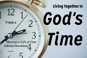 gods time advent 2015 rev