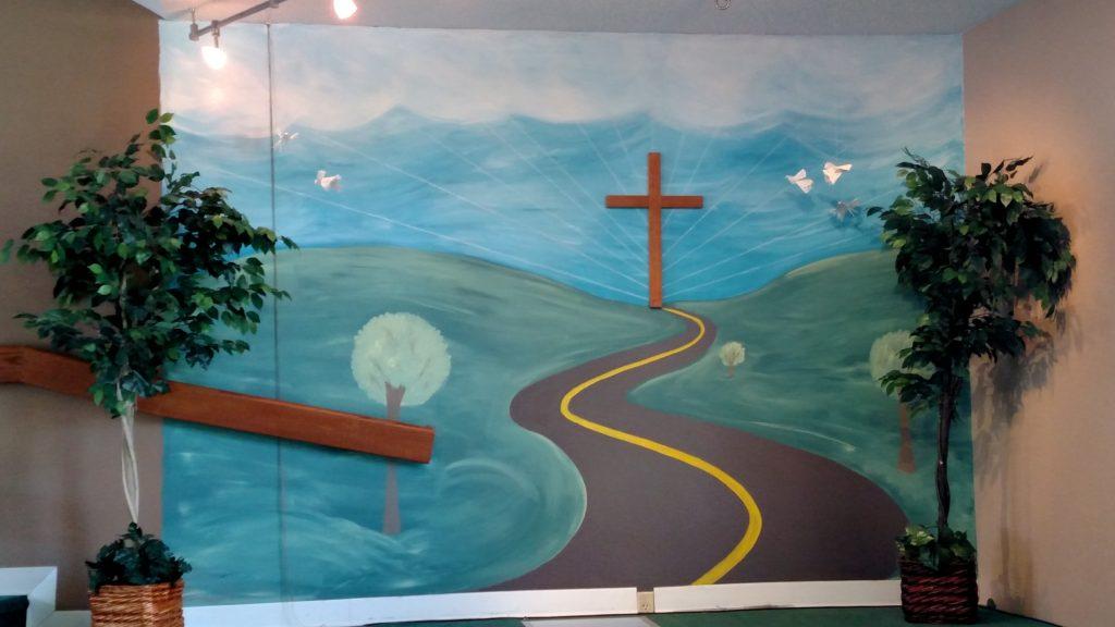 Theme: Follow God's path... the foundation is unshakable!