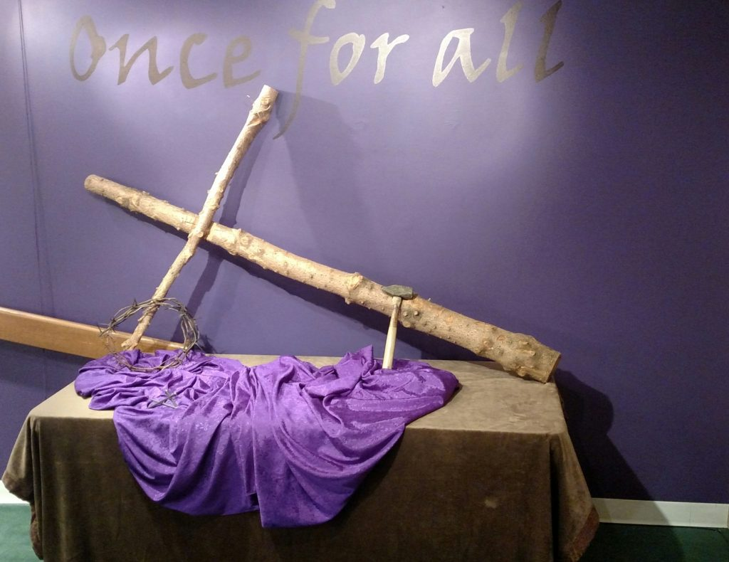 Theme for the season of Lent