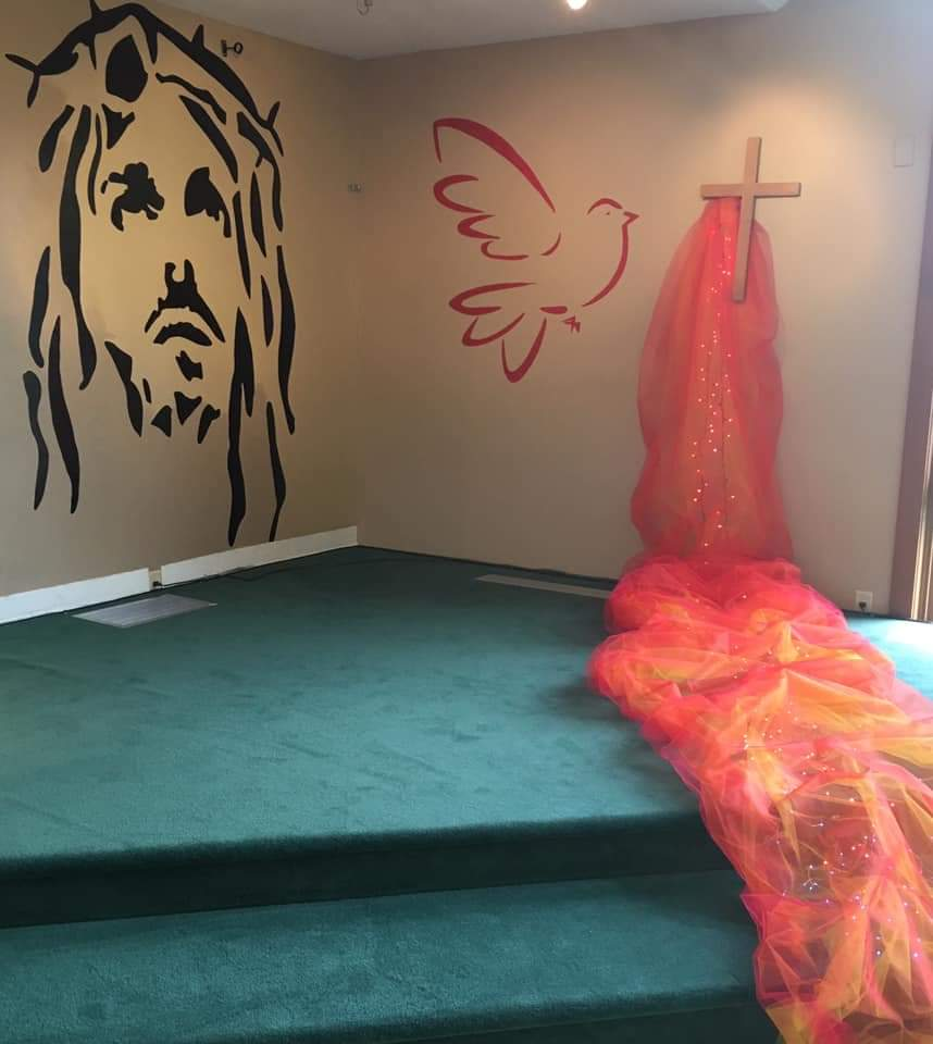 Theme for the season of Pentecost (summer)