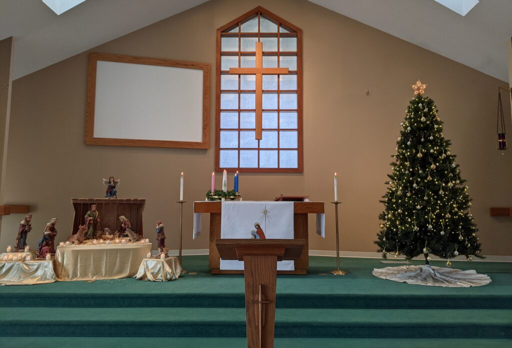 Theme for the Seasons of Advent & Christmas