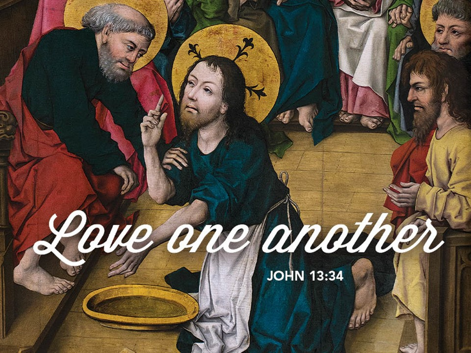 Word for Maundy Thursday and Good Friday