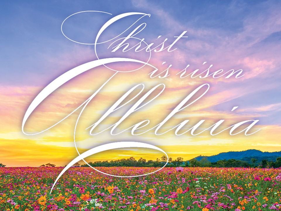Scripture for Easter Sunday